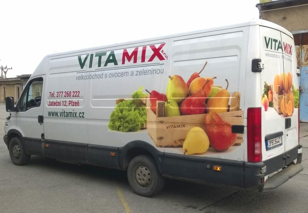 Rozvoz ovoce a zelenina Plzeň
