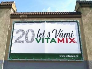 VItamix Plzeň 20 let s Vámi